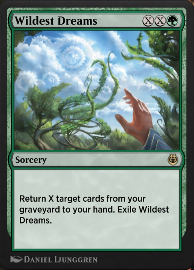 Carta /Wildest Dreams de Magic the Gathering