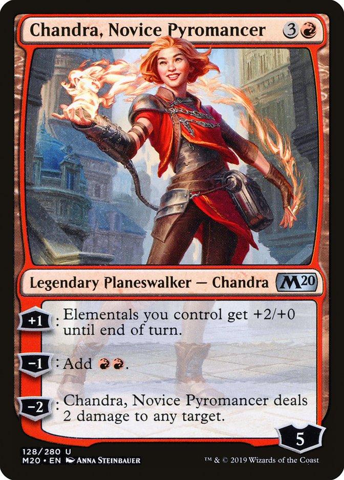 Chandra, Novice Pyromancer