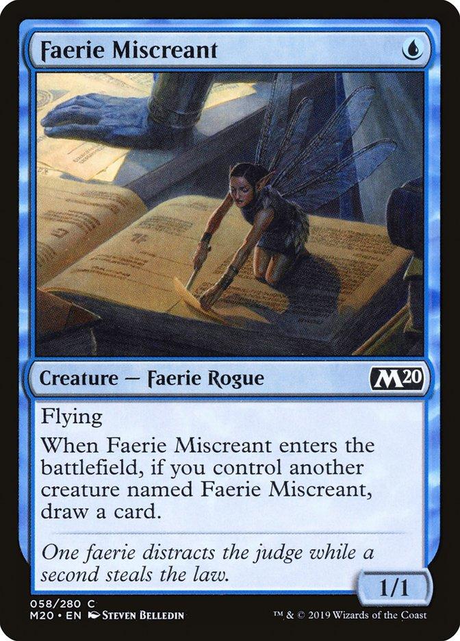 Faerie Miscreant