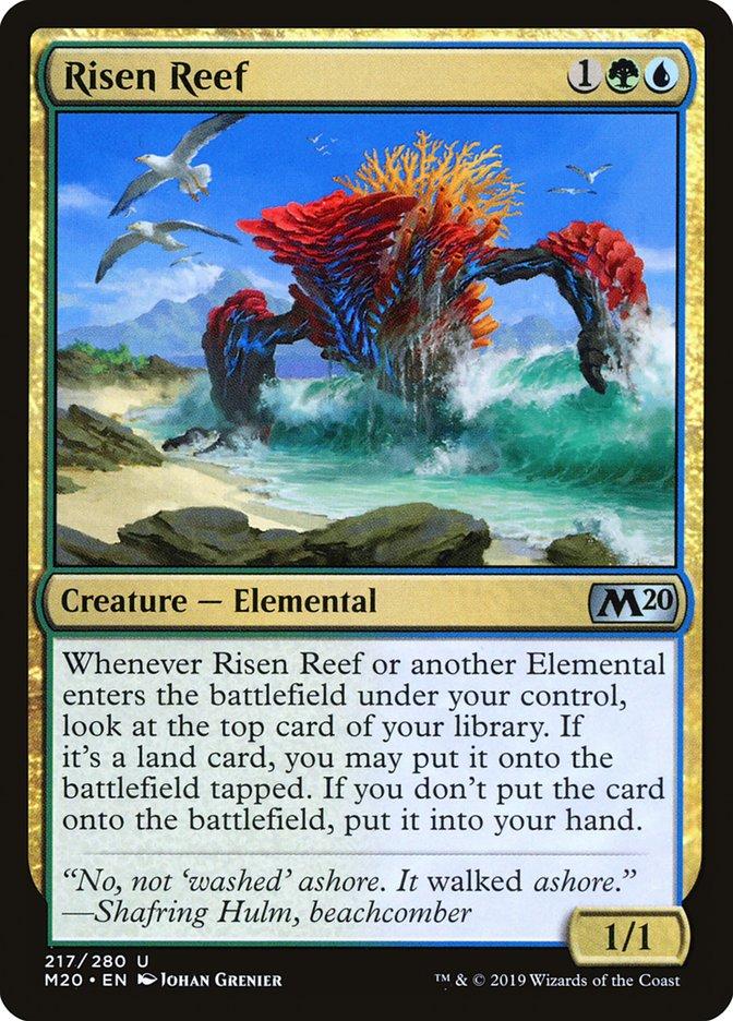 Risen Reef