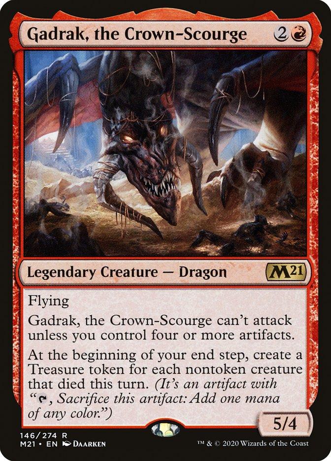 Gadrak, the Crown-Scourge