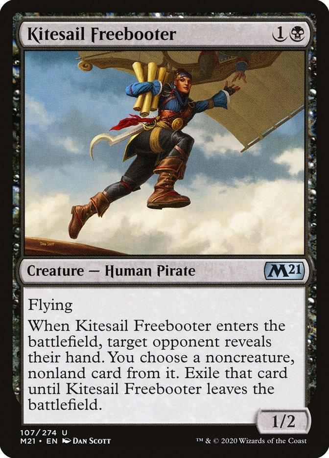 Carta /Kitesail Freebooter de Magic the Gathering