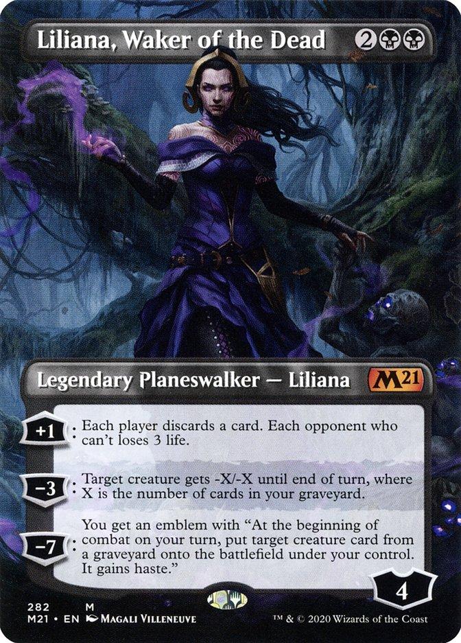 Liliana, Waker of the Dead