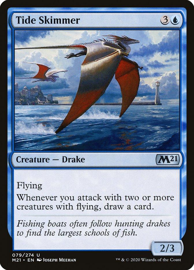 Carta /Tide Skimmer de Magic the Gathering