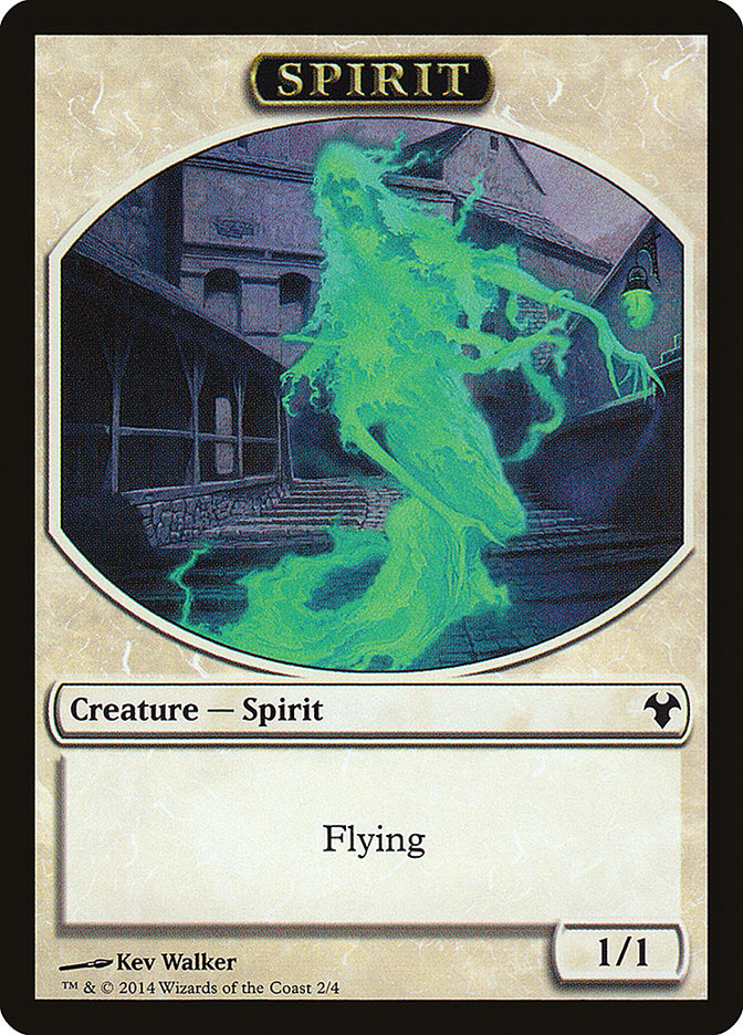 Carta /Spirit de Magic the Gathering