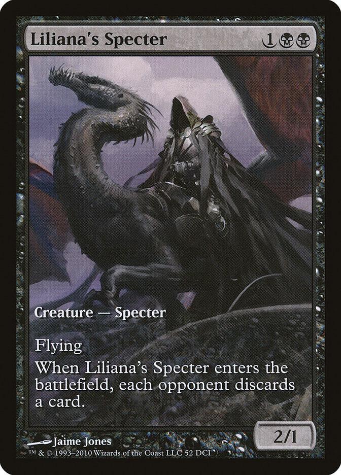 Carta Espectro de Liliana/Liliana's Specter de Magic the Gathering