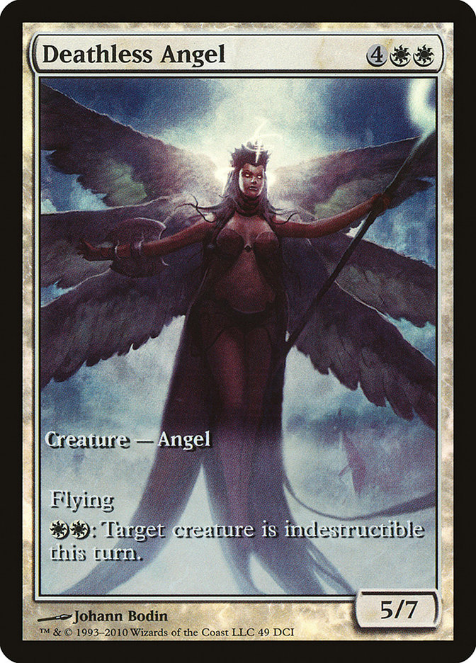 Carta /Deathless Angel de Magic the Gathering