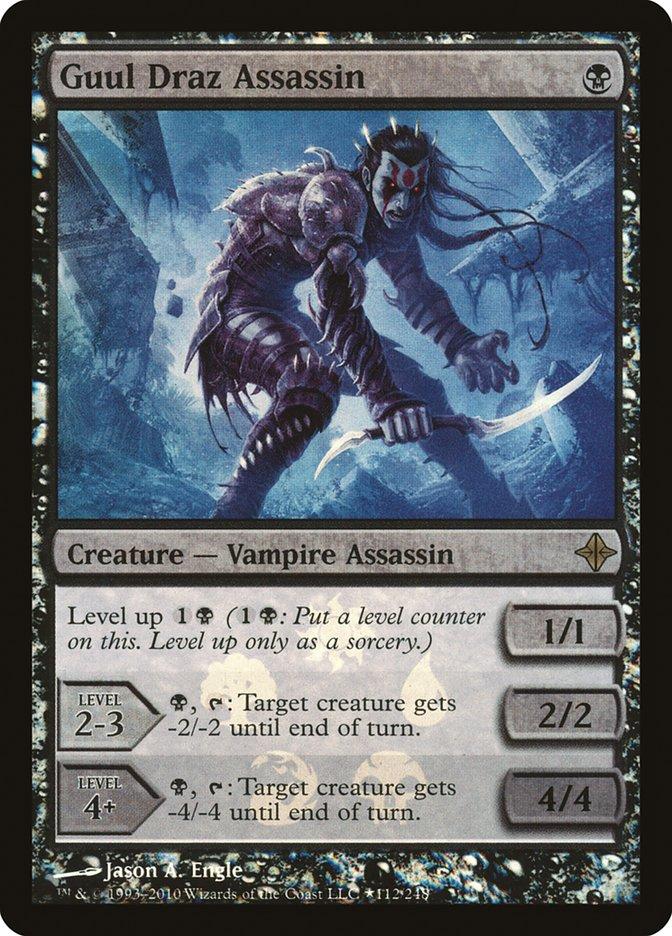 Carta /Guul Draz Assassin de Magic the Gathering