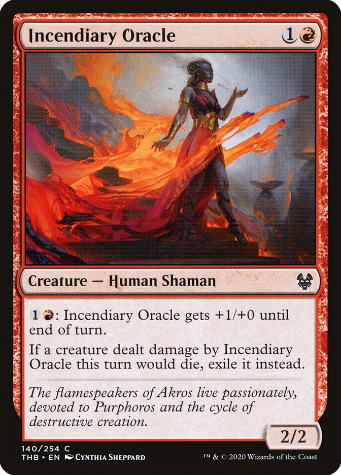 Incendiary Oracle