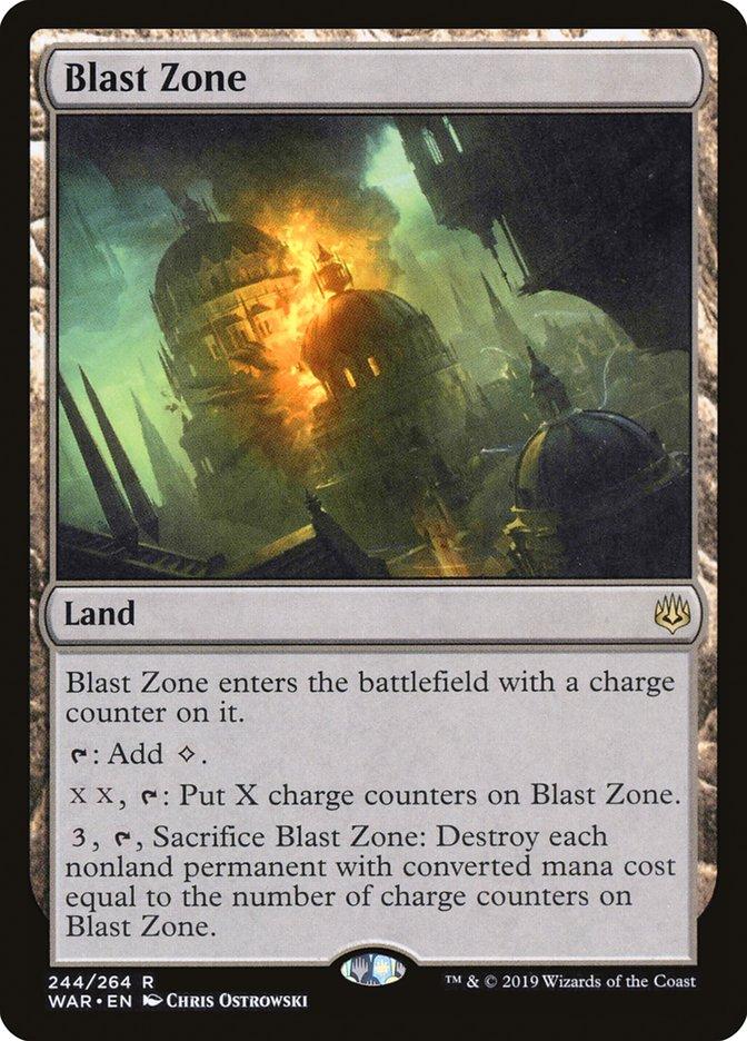 Blast Zone