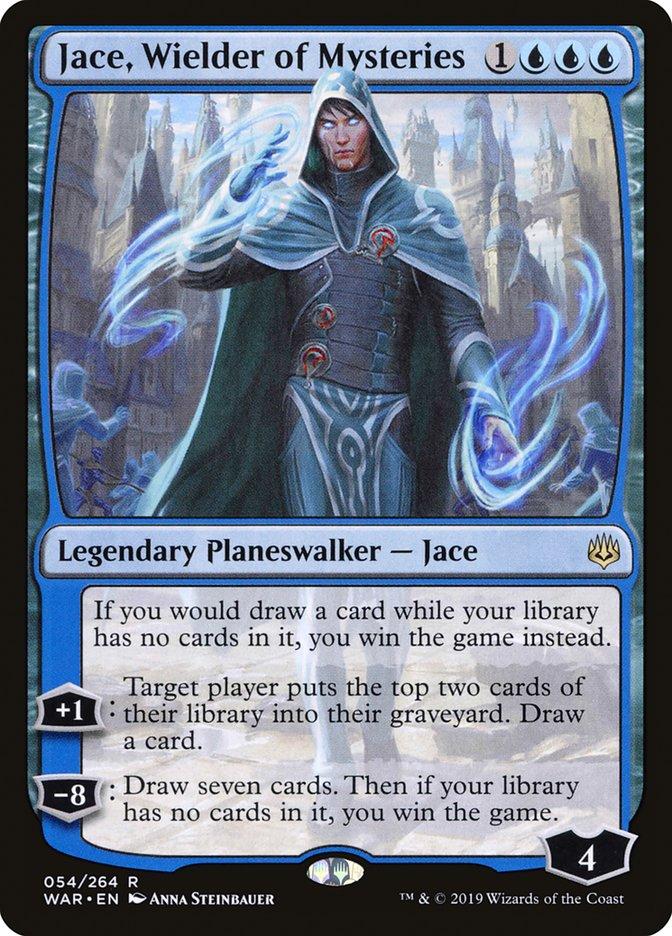 Jace, Wielder of Mysteries