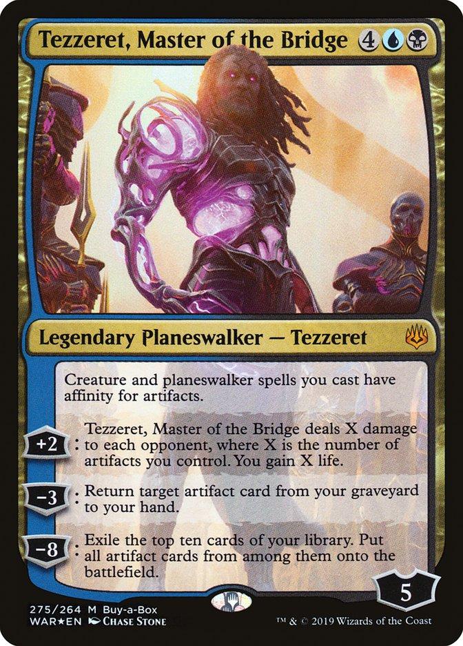 Tezzeret, Master of the Bridge