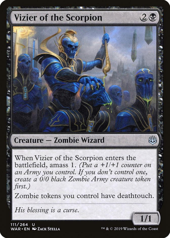 Vizier of the Scorpion